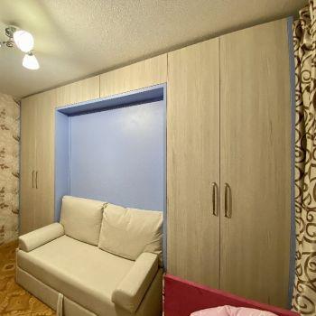"""Кровать-трансформер со шкафами  """"Битика"""""""