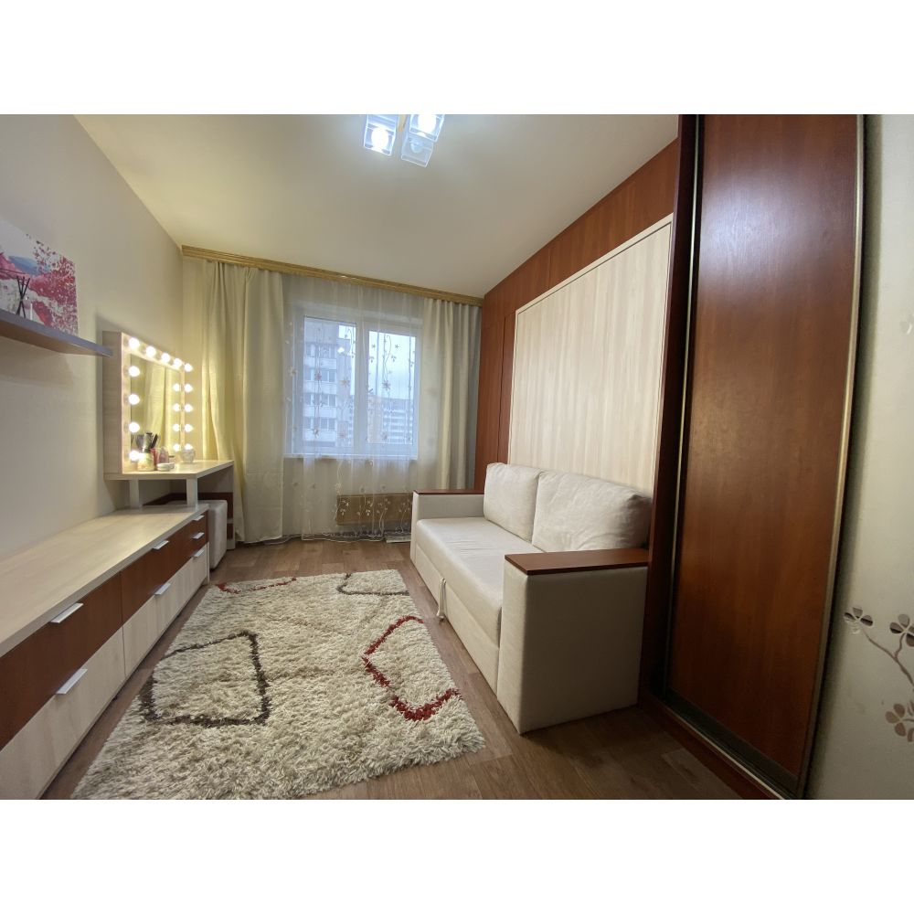 Кроватью трансформер двуспальная с шкафом и грим зеркалом: ул. Кунцевщина